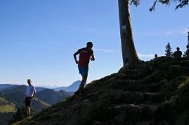 Hochfelln Berglauf