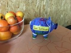 Am Ende ein fettes Schwein :-)