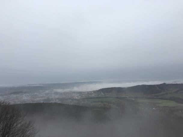 Ausblick über Mössingen